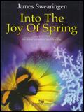 楽譜 春の喜びに/スウェアリンジェン作曲 012-3169-00/輸入吹奏楽譜(T)コンサート・バンド/G3.5/T:6:13