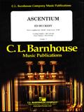 楽譜 アセンティウム/ハックビー作曲 012-3354-00/輸入吹奏楽譜(T)コンサート・バンド/G3/T:5:38