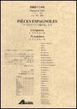 楽譜 ファリャ/「4つのスペイン風小品」より 1.アラゴネーサ、4.アンダルーサ GMS-1144/吹奏楽 小編成 T:7'30''/G3