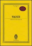 楽譜 ワーグナー/楽劇「トリスタンとイゾルデ」 SW2070/輸入楽譜/スコア(大判)/オペラ