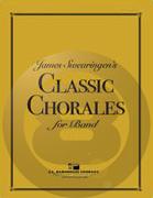 [楽譜] スウェアリンジェンのクラシック・コラール集(スウェアリンジェン編曲)【セット】【送料無料】(JAMES SWEARINGEN'S CLASSIC CHORALES FOR BAND【SC & all Parts】)《輸入楽譜》