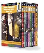 [DVD] ジャズ・アイコンズ・DVDセット No.2 (DVD7枚組)【送料無料】(Jazz Icons Boxed Set No.2)《輸入DVD》