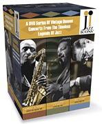 [DVD] ジャズ・アイコンズ・DVDセット No.3 (DVD7枚組)【送料無料】(Jazz Icons Boxed Set No.3)《輸入DVD》