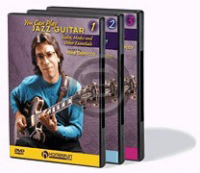 [DVD] マイク・デミーコ/あなたにもできるジャズギター 1-3(DVD3枚組)【送料無料】(Mike DeMicco - You Can Play Jazz Guitar 3DVD Set)《輸入DVD》