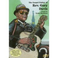 [DVD] ゴスペル・ギター・オブ・ゲイリー・デイビス※出版社都合により、納期にお時間をいただく場合がございます【送料無料】(Reverend Gary Davis - Gospel Guitar of Rev. Gary Davis,The)《輸入DVD》