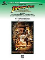 [楽譜] 「インディー・ジョーンズ:クリスタル・スカルの王国」メドレー(同名映画より)《輸入吹奏楽譜》【送料無料】(INDIANA JONES AND THE KINGDOM OF THE CRYSTAL SKULL)《輸入楽譜》