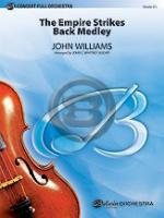 [楽譜] 「スター・ウォーズ」メドレー(5曲メドレー)《輸入オーケストラ楽譜》【送料無料】(EMPIRE STRIKE BACK)《輸入楽譜》