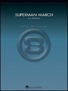 [楽譜] 「スーパーマン」マーチ(同名映画より)【ジョン・ウィリアムズ・オリジナル版】《輸入オーケストラ楽譜》【送料無料】(SUPERMAN MARCH)《輸入楽譜》