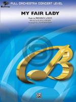 [楽譜] マイ・フェア・レディー(4曲メドレー)《輸入オーケストラ楽譜》【送料無料】(MY FAIR LADY)《輸入楽譜》