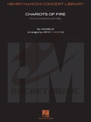 [楽譜] 炎のランナー(ヴァンゲリス)(マンシーニ編曲)【ハイ・グレード版】《輸入オーケストラ楽譜》【送料無料】(CHARIOTS OF FIRE)《輸入楽譜》