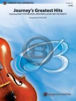 [楽譜] ジャーニー・メドレー(オープン・アームズ他全3曲)《輸入オーケストラ楽譜》【送料無料】(JOURNEY'S GREATEST HITS)《輸入楽譜》