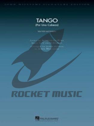 [楽譜] タンゴ(ポル・ウナ・カベサ)【ジョン・ウィリアムズ・オリジナル版】《輸入オーケストラ楽譜》【送料無料】(TANGO (POR UNA CABEZA)《輸入楽譜》