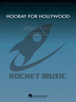 [楽譜] ハリウッド万歳【ジョン・ウィリアムズ・オリジナル版】《輸入オーケストラ楽譜》【送料無料】(HOORAY FOR HOLLYWOOD)《輸入楽譜》