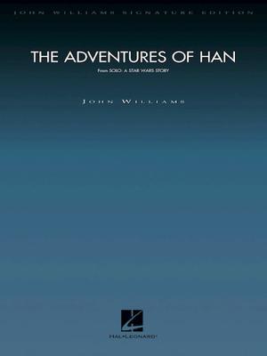 [楽譜] ハン・ソロの冒険(映画「スター・ウォーズ」より)【ジョン・ウィリアムズ・オリジナル版】《輸入オーケス...【送料無料】(Adventures of Han)《輸入楽譜》