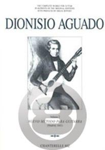 [楽譜] D.アグアド/コンプリート・ギター・ワークス Vol.2《輸入ギター楽譜》※出版社都合により、納期に...【送料無料】(Dionisio Aguado y Garcia/Complete Guitar Works Band 2)《輸入楽譜》