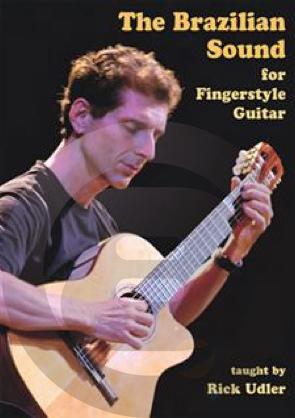 [楽譜] ブラジル・サウンドのための指弾きギタースタイル(DVD)【10,000円以上送料無料】(Brazilian Sounds for Fingerstyle Guitar (DVD)《輸入楽譜》
