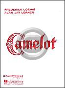 [楽譜] フレデリック・ロウ/キャメロット【送料無料】(Frederick Loewe - Camelot)《輸入楽譜》