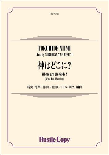 [楽譜] 神はどこに?【送料無料】(スイソウガクカミハドコニ)