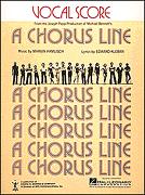 [楽譜] コーラスライン(ヴォーカル・フルスコア)【送料無料】(Chorus Line,A)《輸入楽譜》