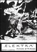[楽譜] R.シュトラウス/歌劇「エレクトラ」(ヴォーカルスコア)【送料無料】(Elektra, Op. 58(Vocal Score) )《輸入楽譜》
