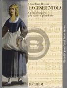 [楽譜] ロッシーニ/歌劇「チェネレントラ」(全曲集 ヴォーカルスコア)【10,000円以上送料無料】(La Cenerentola (Cinderella)《輸入楽譜》