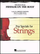 [楽譜] 「屋根の上のヴァイオリン弾き」メドレー(ブロードウェイ・ミュージカルより)《輸入オーケストラ楽譜》【10,000円以上送料無料】(FIDDLER ON THE ROOF,SELECTIONS FROM)《輸入楽譜》