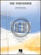 [楽譜] 雷神(スーザ)【フレックスバンド】《輸入吹奏楽譜》【10,000円以上送料無料】(THUNDERER,THE(Flex-Band)《輸入楽譜》