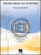 [楽譜] 「1812」序曲(抜粋)【フレックスバンド】《輸入吹奏楽譜》【10,000円以上送料無料】(1812 OVERTURE,THEME FROM (Flex-Band)《輸入楽譜》
