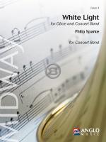 [楽譜] 清らかなひかり(Ob)《輸入吹奏楽譜》【送料無料】(WHITE LIGHT)《輸入楽譜》