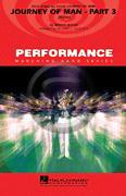 [楽譜] シルク・ドゥ・ソレイユ「ジャーニー・オブ・マン」パート3《輸入マーチングバンド楽譜》【送料無料】(JOURNEY OF MAN - PART3)《輸入楽譜》