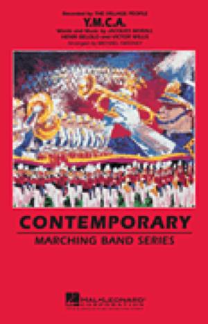 [楽譜] Y.M.C.A.(オンデマンド出版)《輸入マーチングバンド楽譜》【送料無料】(Y.M.C.A.(OD)《輸入楽譜》