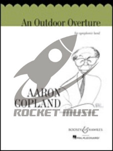 [楽譜] アウトドア序曲《輸入吹奏楽譜》【送料無料】(Outdoor Overture)《輸入楽譜》