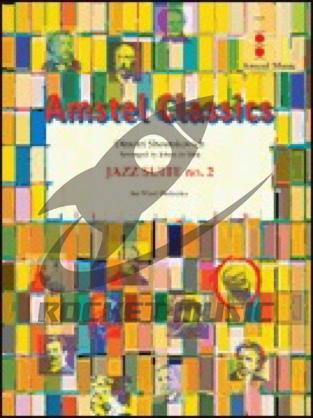 [楽譜] ジャズ組曲第2番より「第1ダンス」《輸入吹奏楽譜》【送料無料】(Jazz Suite No. 2  Dance I(Score & Parts)《輸入楽譜》