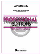 [楽譜] アンソロポロジー(チャーリー・パーカー)《輸入ジャズ楽譜》【10,000円以上送料無料】(ANTHROPOLOGY)《輸入楽譜》