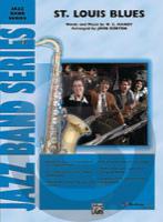 [楽譜] セント・ルイス・ブルース《輸入ジャズ楽譜》【10,000円以上送料無料】(ST.LOUIS BLUES)《輸入楽譜》