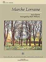 [楽譜] ロレーヌ行進曲《輸入吹奏楽譜》【送料無料】(MARCHE LORRAINE)《輸入楽譜》