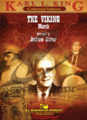 [楽譜] ヴァイキング(arr.グローヴァー)【参考音源CD付】《輸入吹奏楽譜》The Viking【送料無料】(The Viking)《輸入楽譜》
