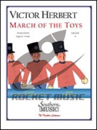 [楽譜] おもちゃのマーチ《輸入吹奏楽譜》【送料無料】(MARCH OF THE TOYS)《輸入楽譜》