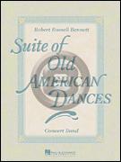 [楽譜] 古いアメリカ舞曲による組曲(デラックス版)《輸入吹奏楽譜》【送料無料】(SUITE OF OLD AMERICAN DANCES)《輸入楽譜》