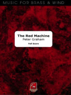 [楽譜] ザ・レッド・マシーン《輸入吹奏楽譜》【送料無料】(RED MACHINE,THE)《輸入楽譜》