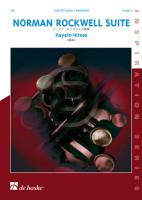[楽譜] ノーマン・ロックウェル組曲《輸入吹奏楽譜》【送料無料】(NORMAN ROCKWELL SUITE)《輸入楽譜》