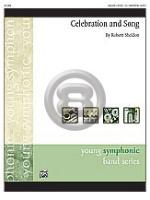 [楽譜] セレブレーション・アンド・ソング《輸入吹奏楽譜》【10,000円以上送料無料】(CELEBRATION AND SONG)《輸入楽譜》