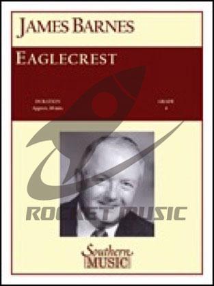 [楽譜] イーグルクレスト序曲【オンデマンド出版】《輸入吹奏楽譜》【送料無料】(EAGLECREST(OD)《輸入楽譜》