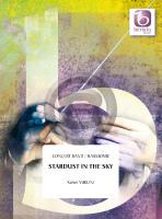 [楽譜] 星屑の空~吹奏楽のための行進曲《輸入吹奏楽譜》【送料無料】(STARDUST IN THE SKY)《輸入楽譜》