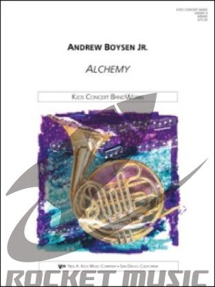 [楽譜] 魔術《輸入吹奏楽譜》【送料無料】(ALCHEMY)《輸入楽譜》