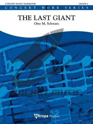 [楽譜] 最後の巨人《輸入吹奏楽譜》【送料無料】(The Last Giant)《輸入楽譜》