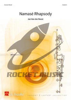 [楽譜] ナマセ・ラプソディ《輸入吹奏楽譜》【送料無料】(Namase Rhapsody)《輸入楽譜》