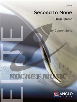 [楽譜] セカンド・トゥ・ナン《輸入吹奏楽譜》【送料無料】(Second to None)《輸入楽譜》