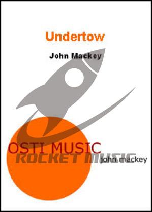[楽譜] アンダートウ《輸入吹奏楽譜》【送料無料】(Undertow)《輸入楽譜》