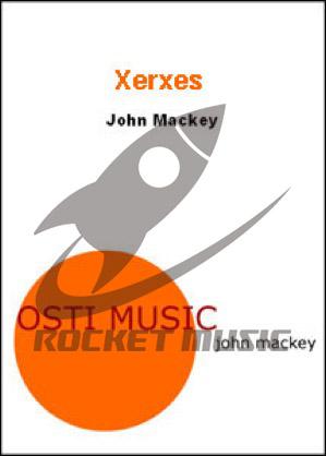 [楽譜] クセルクセス《輸入吹奏楽譜》【送料無料】(Xerxes)《輸入楽譜》